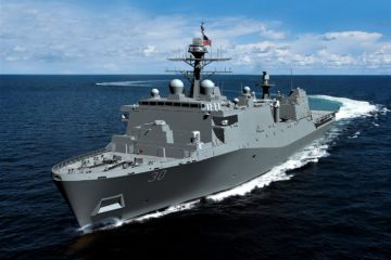 HII Gets $1.50 Billion Contract To Design & Build 2nd LPD 17 Flight II LPD