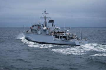 Lithuanian Navy Looking to Procure 3rd ex-Royal Navy Hunt-class MCM Vessel