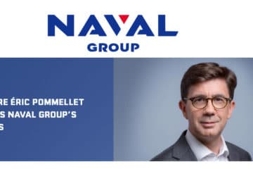 Naval Group officially appoints Pierre Éric Pommellet as new CEO