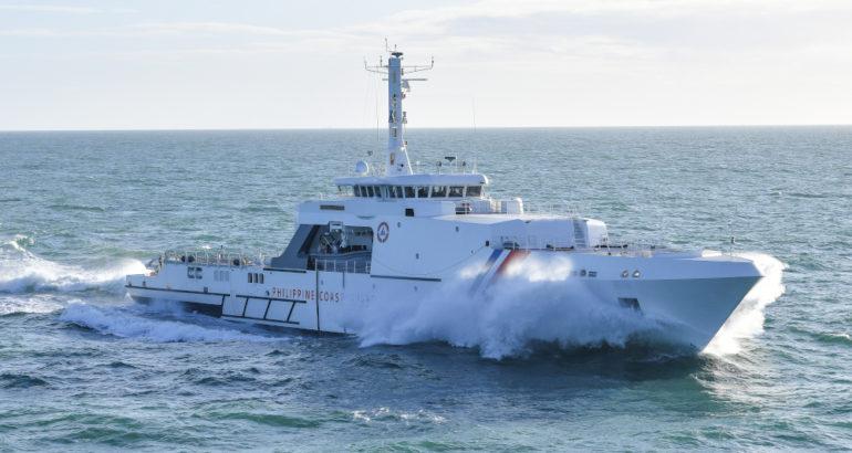 OCEA OPV 270 Gabriela Silang – Copyright OCEA