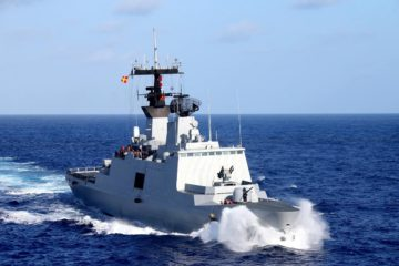 ROC Navy Kang Ding-class Frigates Set For Decoy Launcher Upgrade