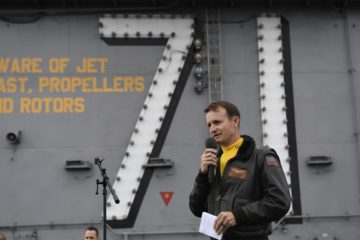 Removal of CVN 71 Captain May Have Violated Military Whistleblower Law