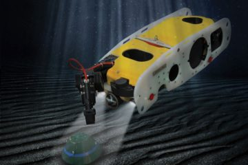 Royal Netherlands Navy Orders Sea Wasp ROV from Saab