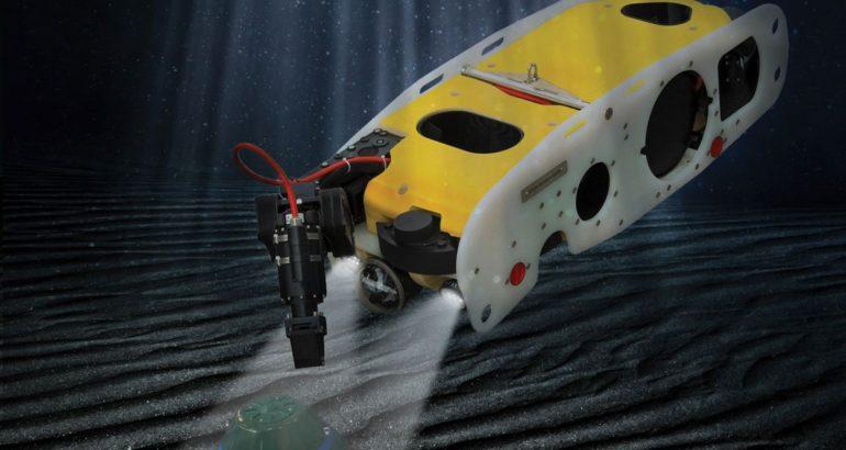 Sea Wasp ROV from Saab