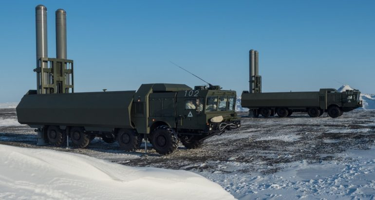 Russia's Bastion Missile Systems Pass Winter Tests in the Arctic