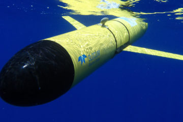 Royal Navy trials Teledyne Slocum gliders for ASW-assist Role