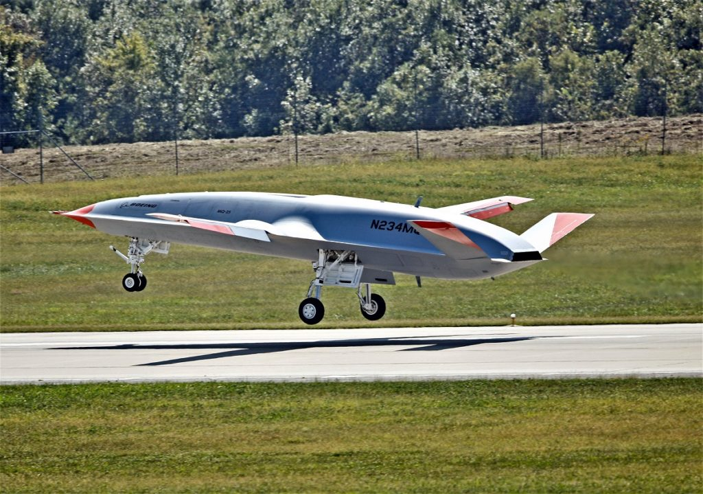 U.S. Navy Procuring Three More MQ-25 Unmanned Aerial Refueler from Boeing