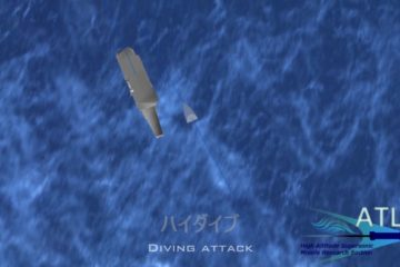 Video: Japan's Hypervelocity Gliding Projectile Against Aircraft Carrier