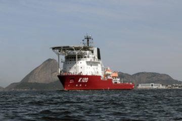 Brazilian Navy Commissions Submarine Rescue Vessel 'Guillobel'