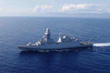 Italian Navy's Frigate 'Bergamini' Concludes Participation in Operation Atalanta