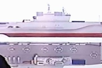 Russian MoD Signs Construction Contract for Two Project 23900 LHD for the Russian Navy
