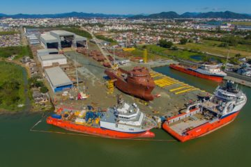 TKMS signs contract to acquire the Oceana shipyard in Brazil