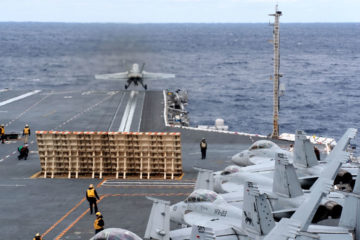 CVN 78 Completed a Record 167 Aircraft Launches & Recoveries in a Single Day