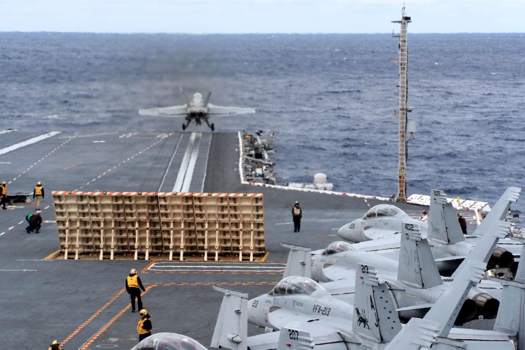 EMALS aboard CVN 78