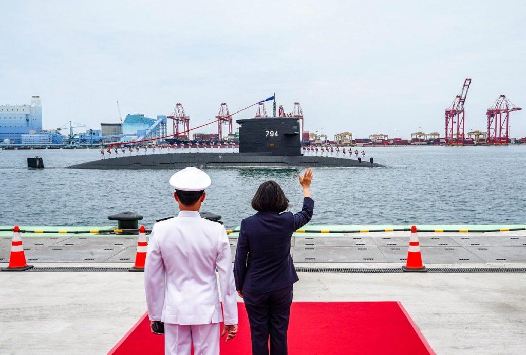 Chien Lung class Hai Hu (Sea Tiger) (SS-794)