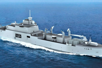 iXblue's navigation systems picked for French Navy's future replenishment tankers