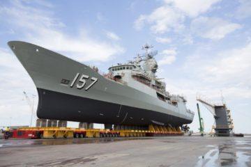 The Royal Australian Navy set up 'Plan Galileo' to sustain its growing fleet