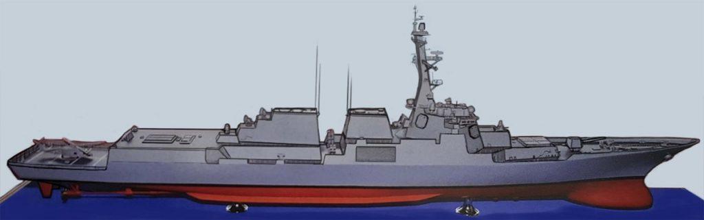 KDX-III Batch-II Destroyer