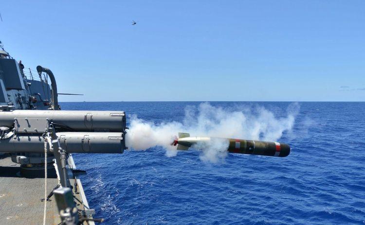 MK-54 torpedo