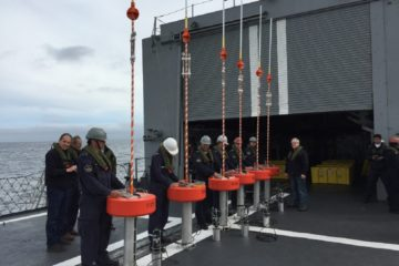 Royal Navy Selects MetOcean for Maritime Acoustic Scoring and Simulation System