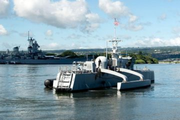 Draper Tapped by U.S. Navy to Support Future Unmanned Surface Vehicles