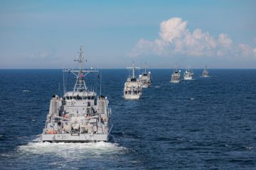 "NATO Participates in Exercise ""Open Spirit"" in the Baltic Sea"