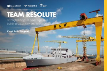 Navantia Teams Up with Harland and Wolff for Fleet Solid Support – FSS Program