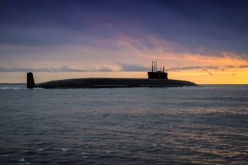 Russian Project 955A Borei-A SSBN Knyaz Vladimir begins underwater trials