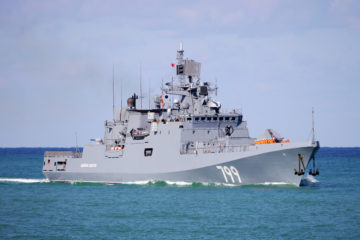 Russia's Black Sea Fleet Completes the First Stage of its Modernization