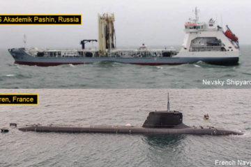 Suspected Russian Spy Ship Loitering Near French Submarine Trials