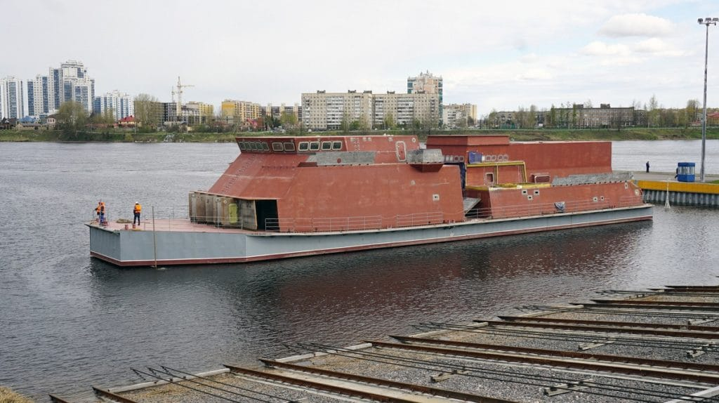 Russia's 8th Steregushchiy-class Corvette Taking Shape
