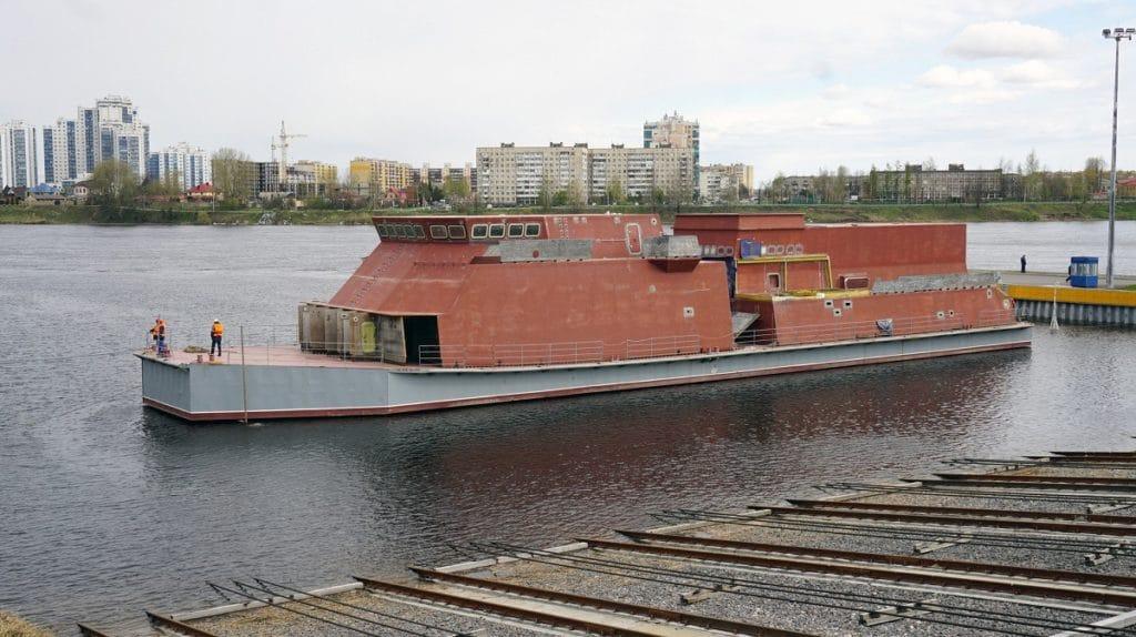 Russia's 8th Steregushchiy-class Corvette Taking Shape