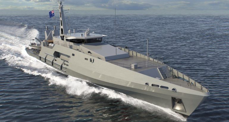 Six More Austal-Built Cape-class Patrol Boats for the Royal Australian Navy