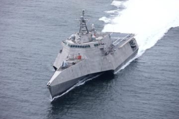 Austal USA Delivers 12th Independence-class LCS to U.S. Navy