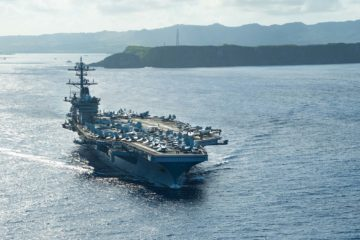 USS Theodore Roosevelt Returns to Sea After COVID-19 Outbreak