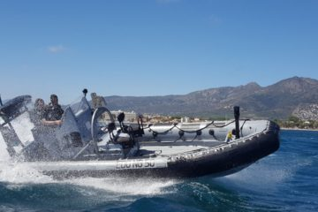 Zodiac Milpro to Deliver 11 Zodiac Hurricane RHIBs for the French Navy