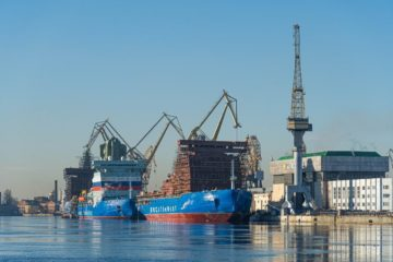 Russia's Baltic Shipyard lays 4th project 22220 nuclear icebreaker