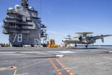 General Atomics Awarded Sustainement Contract for Ford-class EMALS & AAG