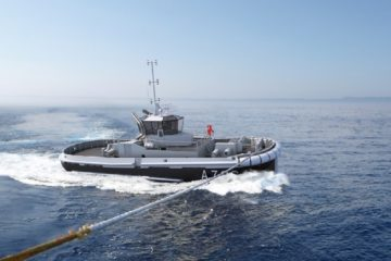Piriou Wins Contract to Deliver 20 Harbor Tugs to the French Navy