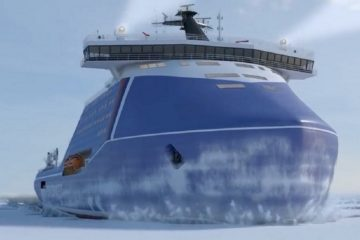 Russia's Nuclear-Powered Icebreaker 'Leader' to Become Operational in 2027