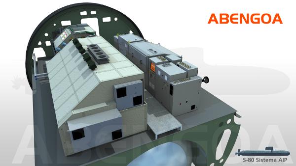 Abengoa AIP system