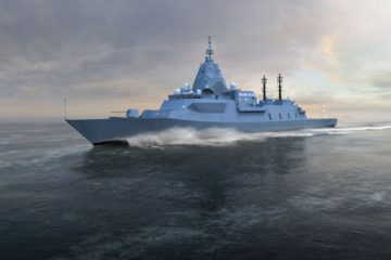 Australia and the United Kingdom cooperate on frigate programs