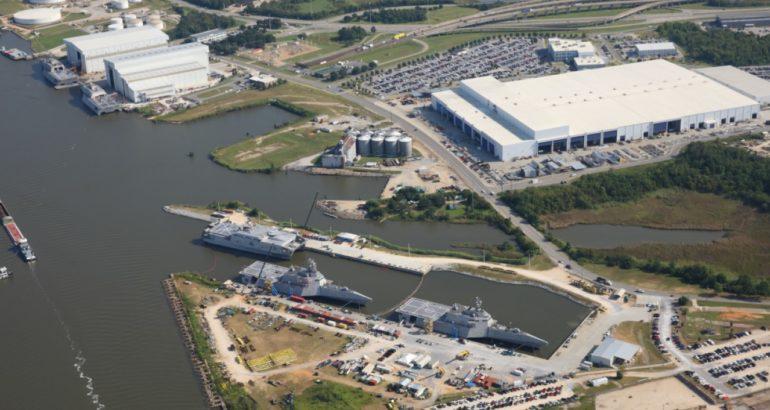 Austal Shipyard Mobile Alabama