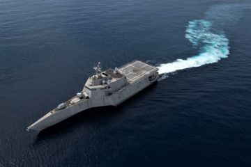 Austal USA to provide LCS Class design services to all LCS ships