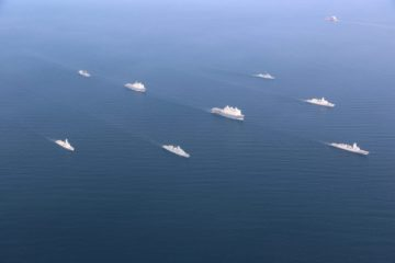 BALTOPS 2020 Maritime-Focused Exercise in the Baltic Region has Kicked Off