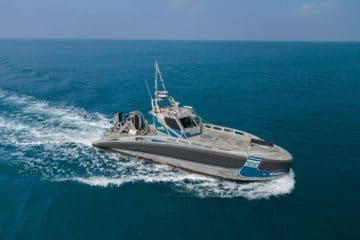 Elbit Systems UK Demonstrated USV Capabilities in ASW Trials of the UK MOD