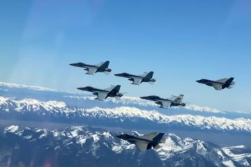 First U.S. Navy F-35C Students Graduate from TOPGUN