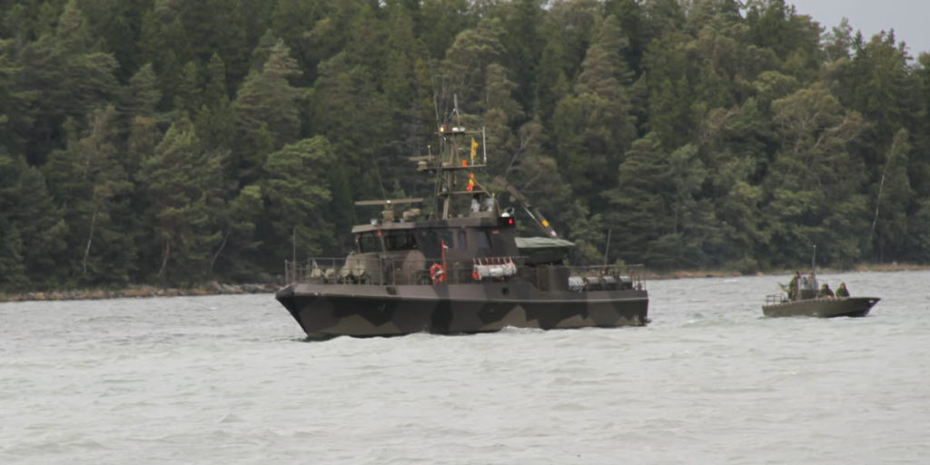 First of six Tapper-class Patrol Boats re-joins Swedish Navy Following ASW Upgrade
