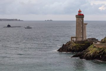 French Navy's New SSN 'Suffren' in Brest to Begin Deep Water Tests