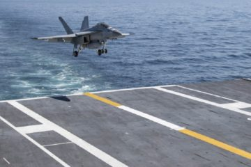 EMALS, AAG systems achieves 3000 aircraft launch and recovery milestone aboard CVN 78